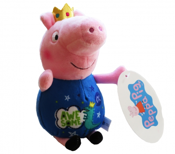 Play by Play Peppa Pig Plüschtier